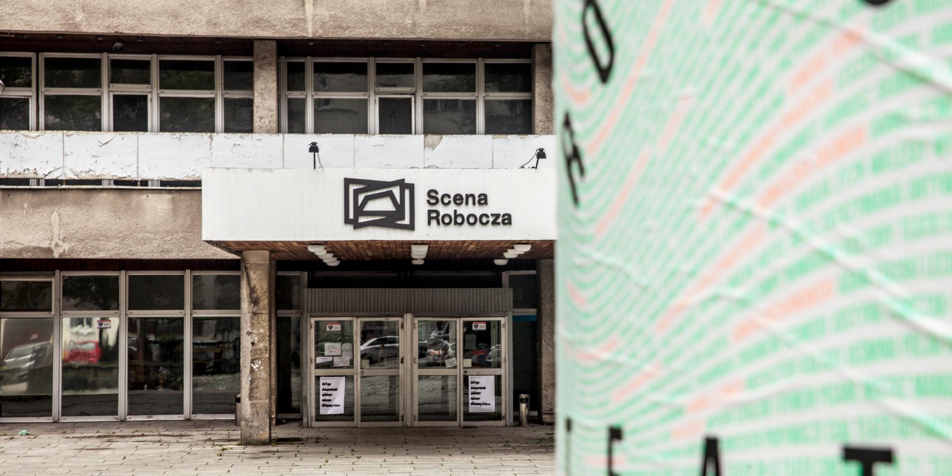 Galeria projektu Scena Robocza