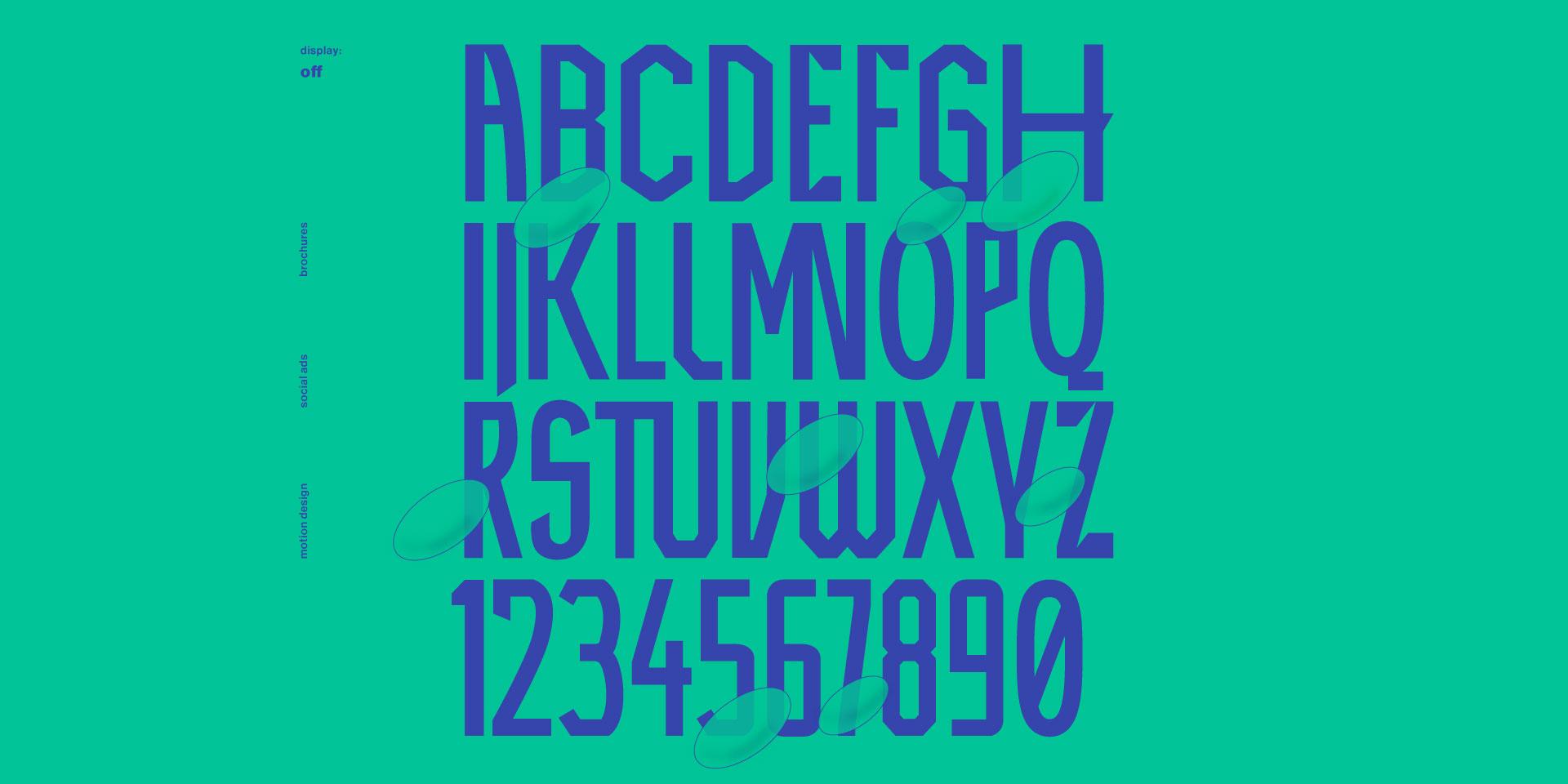 Galeria projektu Typografia teatru