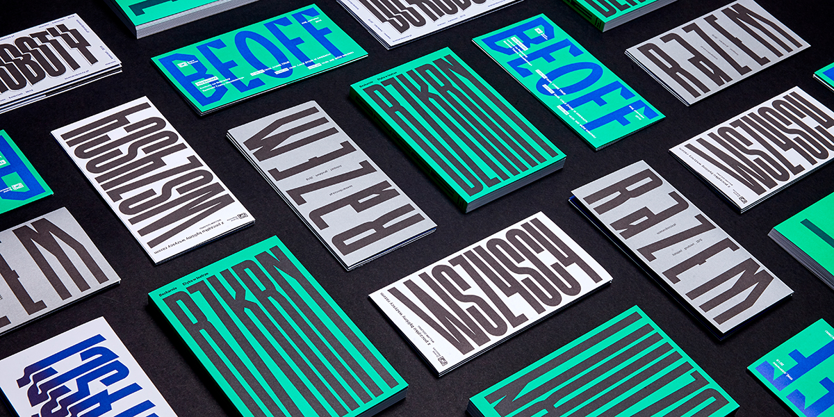 Typografia teatru